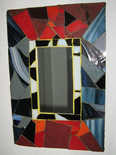 mosaik kunstwerker wolfgang cordes mosaike skulpturen formen. Black Bedroom Furniture Sets. Home Design Ideas
